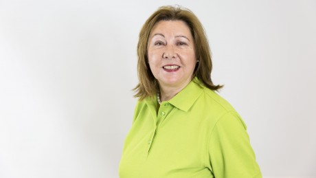 Frau Maria Rabe
